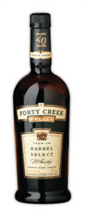 Forty Creek Barrel Select Canadian Whisky...